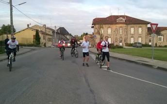 6h25 arrivée à Vaubecourt