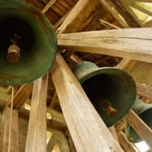 Les cloches à Lachalade