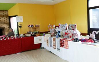 Marché productueurs et artisans à Bairon 2