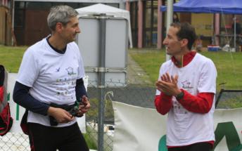 Olivier Aimont et Romain Sophys à Bairon