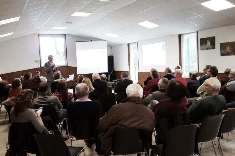 Les différents rapports d'activités présentés à l'assemblée